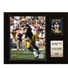 """NFL 12""""x15"""" Brett Favre Green Bay Packers Player Plaque"""