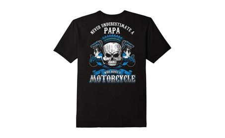 Papa Biker Who Rides A Motorcycle Shirt Skull Grandpa f95914c8-280a-4b8c-bd0f-8f2bb07f8c66