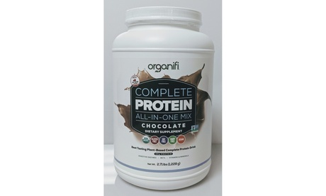 Complete Protein All In One Vegan Meal Replacement Shake
