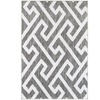 Grace Gray Contemporary Rectangle Plush Indoor Rug