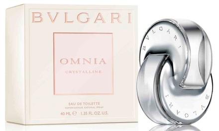 Bvlgari Omnia Crystalline EDT (1.35 Oz 2.2 Oz ) Women's