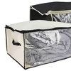 Sunbeam Under-the-Bed Storage Box with Clear Panel
