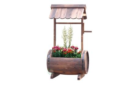 Barrel Well Planter d8583c91-45a1-445c-9931-13234adf6756