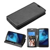 Insten Leather Case W Stand Card Photo Slot For Moto Droid Turbo 2
