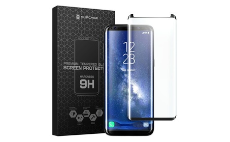 Galaxy S8 Screen Protector, Supcase, Tempered Glass Screen Protector d0fb5f48-b9ab-47ba-b9f2-9d7b3e2a61ba