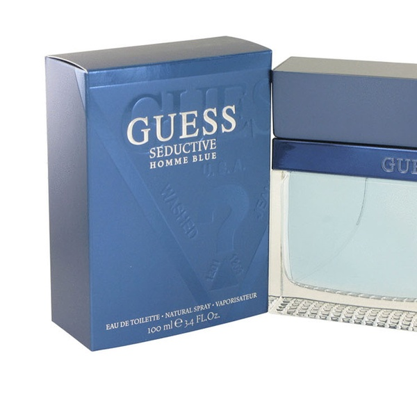 eabc1ccd25 Up To 55% Off on Guess Seductive Homme Blue E... | Groupon Goods