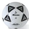 Mikasa® Soft Soccer Ball Size 5 Black/White