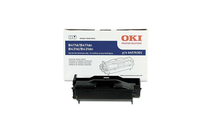 Oki 44574301 30000 Yield Image Drum Kit