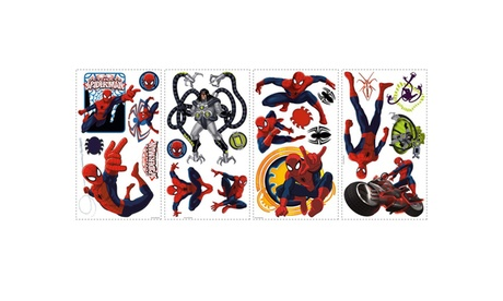 Roommates Ultimate Spider-Man Wall Decals 764d0b3f-719d-4864-937d-1c9b267f5139