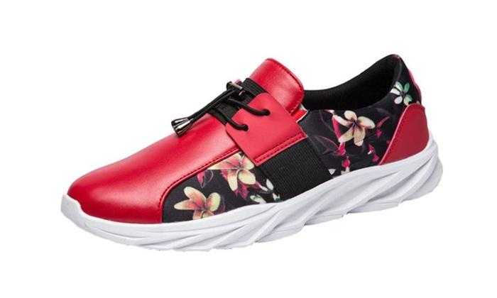 Men's PU Casual Fashion Sneakers