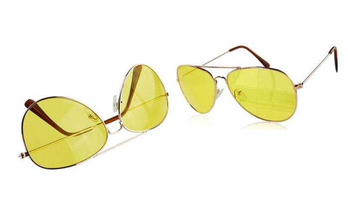 Reflective Unisex Outdoor Sunglasses UV400 Colorful Lens Glasses