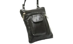 100% Genuine Leather Cross-Body bag