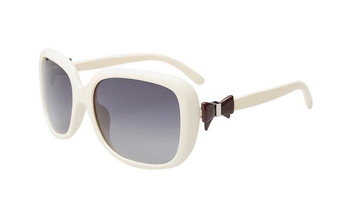 Outclub Women's Lightweight Oversized Driving Polarized Sunglasses