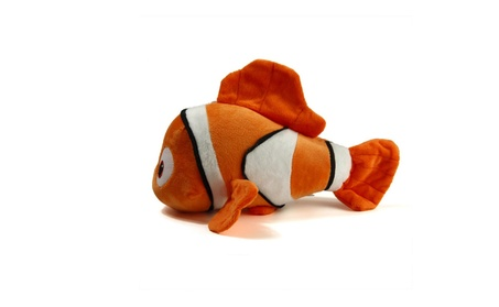 Nemo Clownfish Finding Dory Blue Tang Stuffed Plush Toy With Sucker 16eea082-b67b-4179-9db6-710ff3237cb1