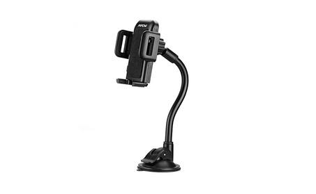 Easy Touch and Anti-skid Base Long Arm Windshield Car Phone Holder ea852341-381a-4a95-a885-875ae01fc5a1