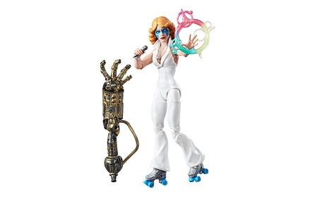 "Marvel Legends X-Men BAF Warlock Series - Dazzler 6"" Action Figure 110fb256-1e82-4f5e-b69f-4f6c3e20b107"