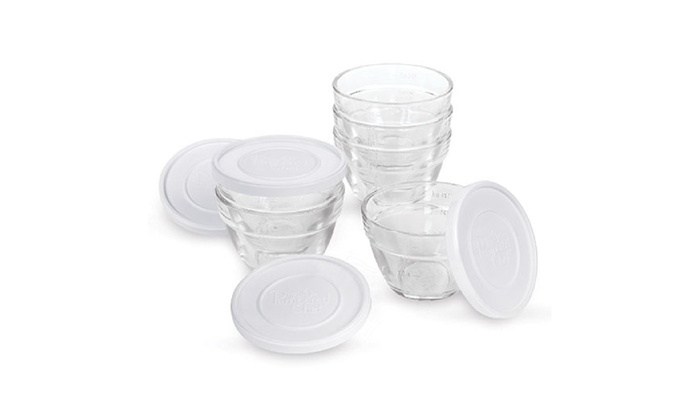 Pampered Chef 1 Cup Prep Bowl Set | Groupon