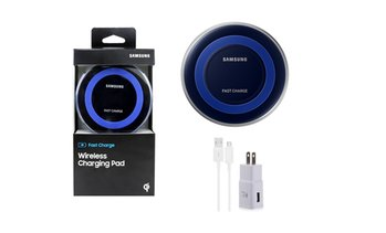 Samsung Fast Charge Wireless Charger for S6 Edge S7 S8 Plus Note 8 S9