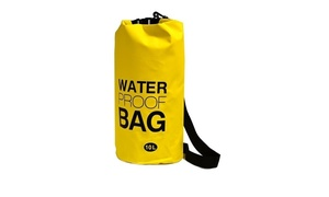 NuPouch 2104 10 Liter Water Proof Bag Yellow