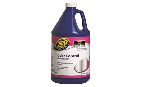 Zep Commercial ZUOCC128 Odor Control Concentrate, 1-Gallon photo