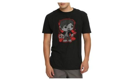 Tteee Pop Tees The Walking Dead Daryl Dixon #08 T-Shirt 38b38248-546f-4016-bdce-be601a201729