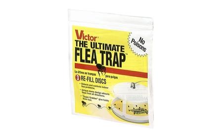 Woodstream Lawn & Grdn D Universal Flea Trap Refill 3 Pack - M231 e05b0611-a122-4aff-be15-fb734ab26788