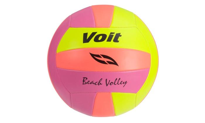 Voit Neon Beach Volley Volleyball