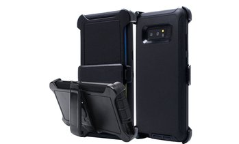 4-in-1 Hybrid Rugged Case with Kickstand for Samsung Galaxy Note 8