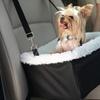 FurryGo Adjustable Pet Car Booster Seat