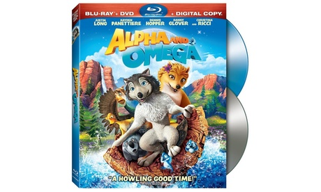 Alpha And Omega - Two Disc Combo Pack (DVD and Blu-ray and Digital Copy) 1edaf504-b31c-41f1-aad8-70944171bb94