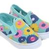 Infant Canvas Slip-on Basic Hawaiian Fashion Girls Sneaker