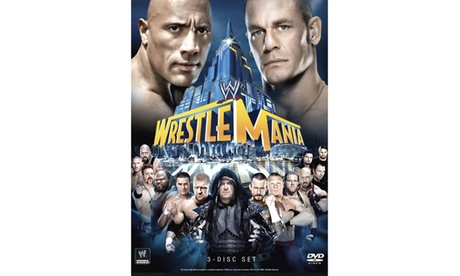 WWE: WrestleMania 29 (3-Disc) (DVD) 9156d1f1-0613-4b00-acc1-6349786c7677