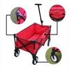Collapsible Folding Utility Wagon Cart - Outdoor, Garden, Beach