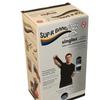 Sup-R Band 10-6375 5 ft. Latex-Free Singles Dispenser Black - 30 Piece