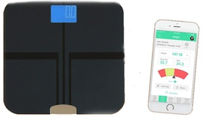 Smart Scale Digital Weight and Body Fat Composition Analyzer