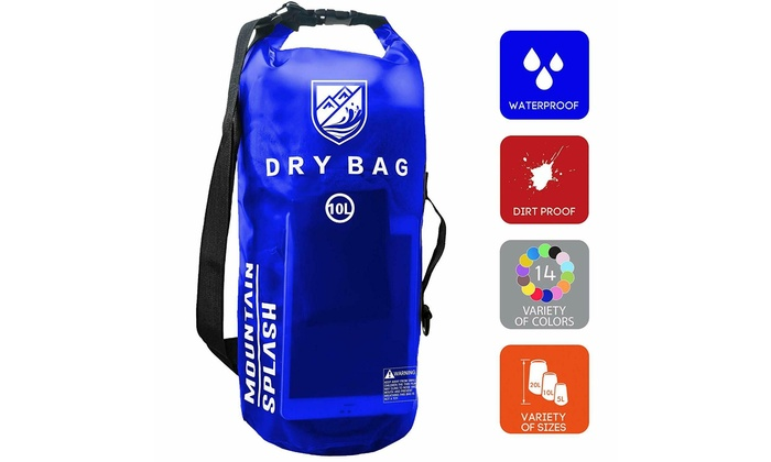 384c65c5a6 Up To 12% Off on Waterproof Dry Bag 10L Water ...
