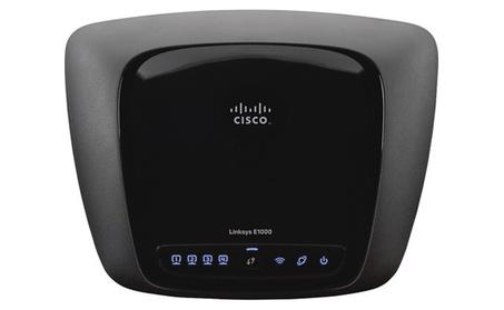 Cisco-Linksys E1000 Wireless-N Router 65dbbb2a-d04e-402c-baee-e8c3c5e9b195