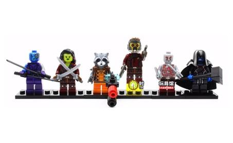 Guardians of the Galaxy 6 Minifigure Toy Set 3621b41f-e027-49fd-b1c0-d8d5b5c5ed97