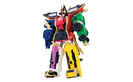 Power Rangers Super Megaforce - Legendary Megazord 4e21b002-339d-4680-bbb6-1a0f8e9f86e5
