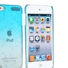 Insten Blue Waterdrop Snap-on Plastic Cover Case Ipod Touch 5