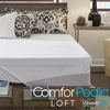 """ComforPedic 3"""" NRGel Mattress Topper with 300TC Cotton Cover"""