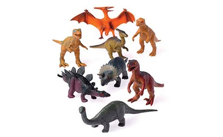US Toy Company Dinosaurs/4 Inch (10 Packs Of 12) 17f56672-03a7-4b1f-8f30-a7d33e01fa87