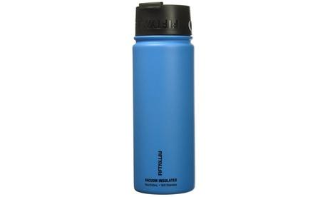 Vacuum Insulated 18 oz Flip Top Water Bottle a481726e-4f9b-4d10-a66f-ac953d7e0bef