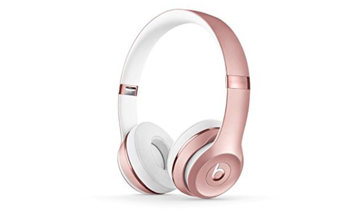 Up To 23 Off On Beats Solo 3 Wireless Headphones Groupon Goods