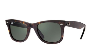 Ray Ban Wayfarer Classic RB2140 50mm Sunglasses With G-15 Green Lens