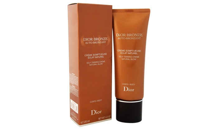 b85f9ae5 Dior Bronze Self Tanner Natural Glow For Body 4.3 oz Gel Cream