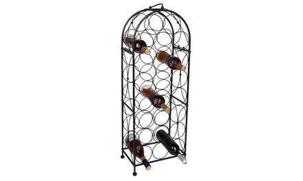 Wine Storage Organizer Display Rack Cabinet Wine Holder Storage Stand