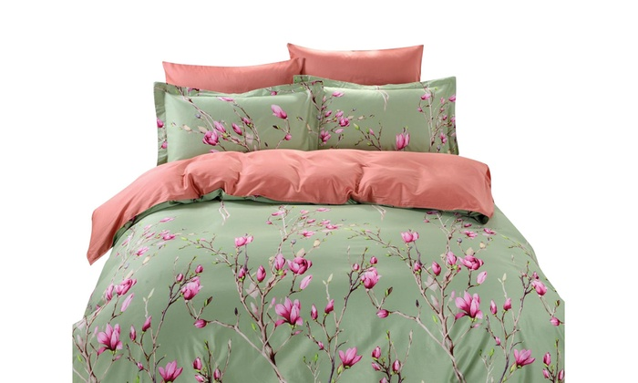 Dolce Mela Duvet Cover Sheets Set For Kiev Bedding