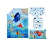 Finding Dory 4-Piece Toddler Bedding Set