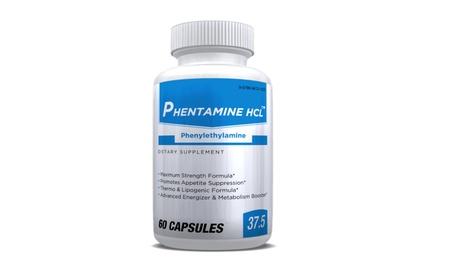 Phentamine HCL (Pharmaceutical Grade OTC Weight Loss Diet Pill) 60ct